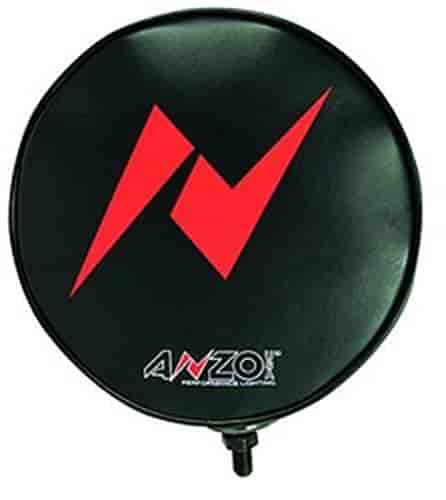 Anzo 851022 - Anzo Universal Fog Light Covers