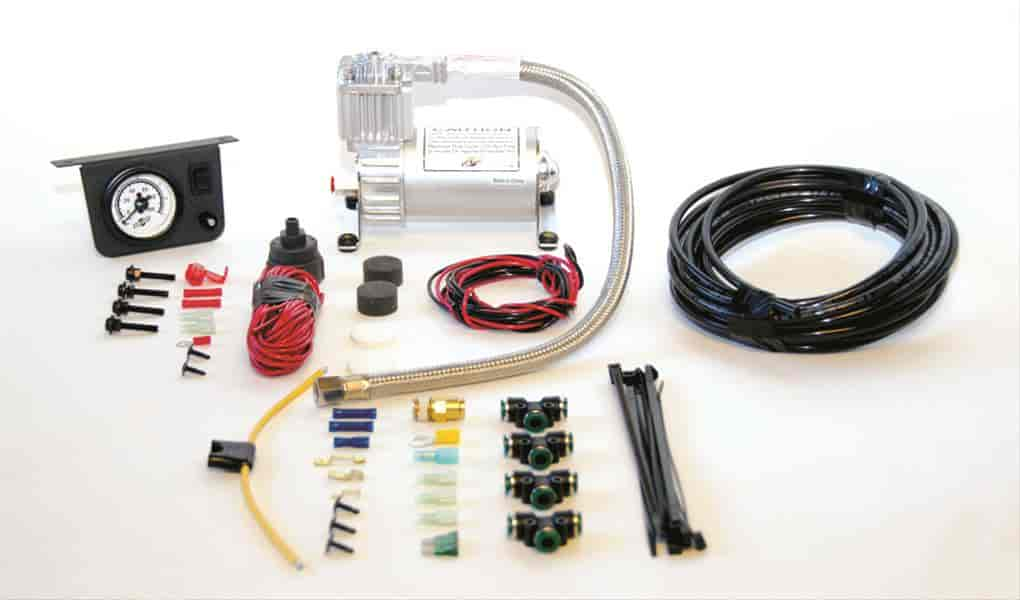 Air Lift 25655 - Air Lift Load Controller I Compressor System