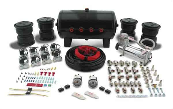 Air Lift 77110 - Air Lift Lifestyle Lowering & Leveling Kits