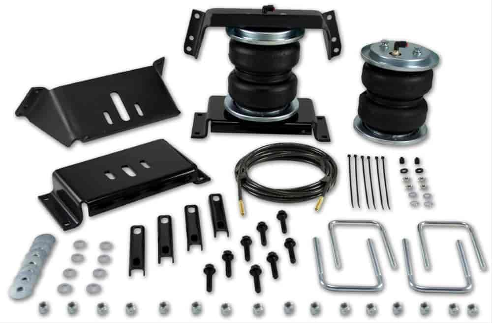 Air Lift 88202 - Air Lift LoadLifter 5000 Front & Rear Kits