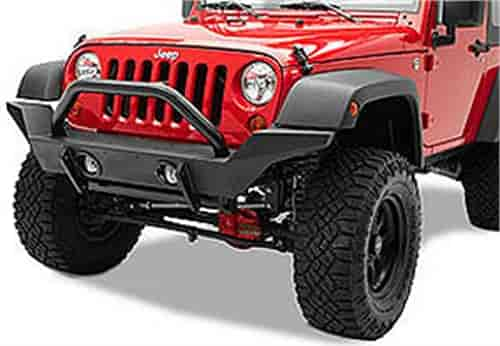 Bestop 42918-01 - Bestop HighRock 4 x 4 High Access Front Bumpers