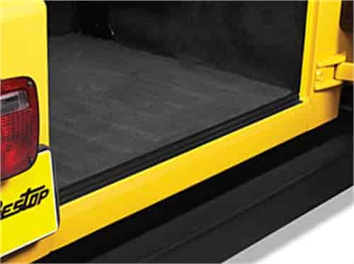 Bestop 51050-01 - Bestop HighRock 4x4 Entry Guards