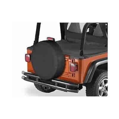 Bestop 61026-01 - Bestop Tire Covers