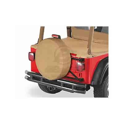 Bestop 61028-37 - Bestop Tire Covers