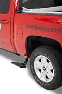 Bestop 75410-15 - Bestop Trekstep Side-Mount Bed Step