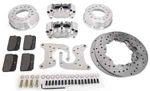 Aerospace Components AC-505 - Aerospace Components Rear Drag Race Brake Kits