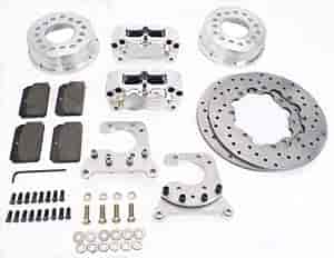 Aerospace Components AC-510 - Aerospace Components Rear Drag Race Brake Kits