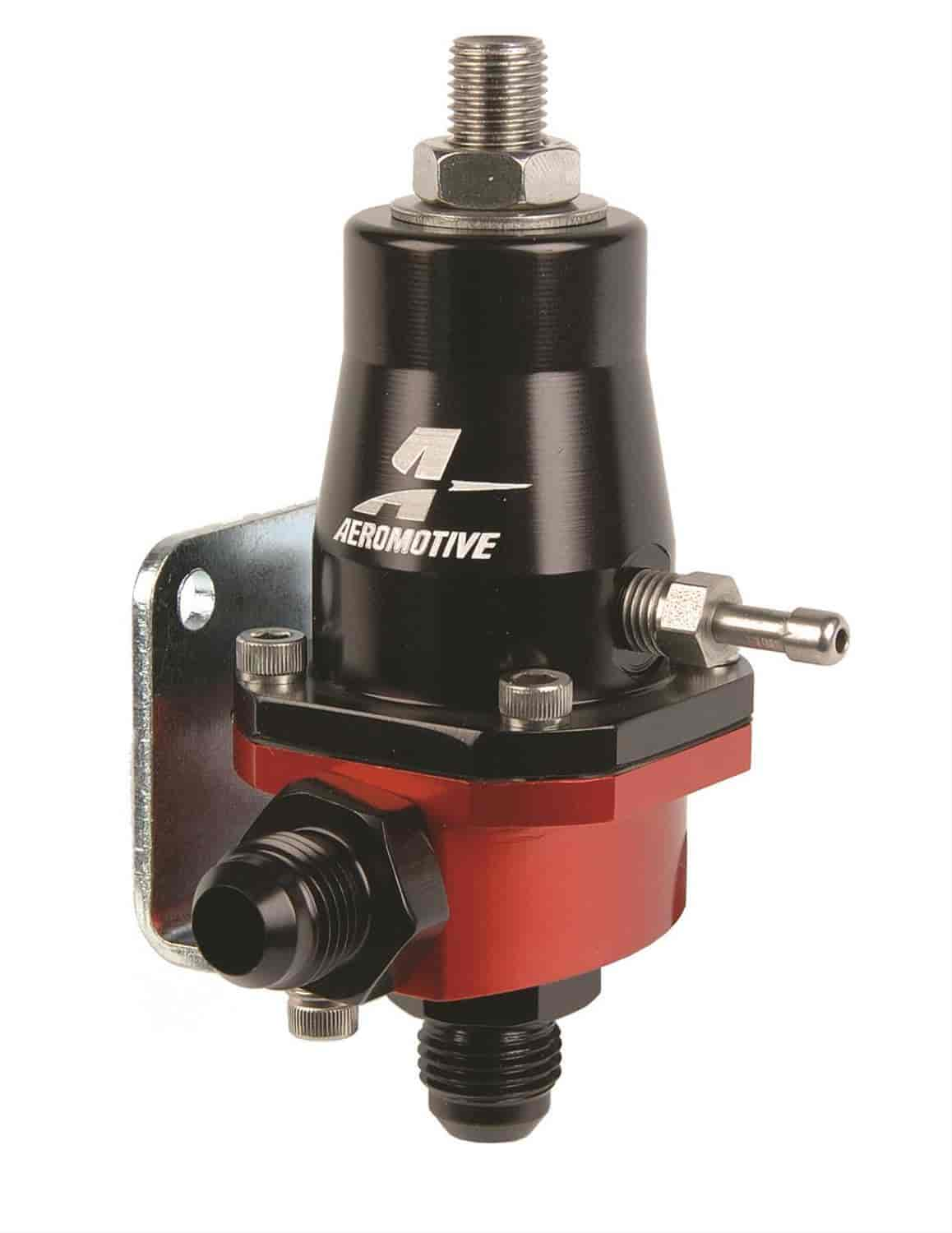Aeromotive 13105 - Aeromotive Compact EFI Fuel Pressure Regulator