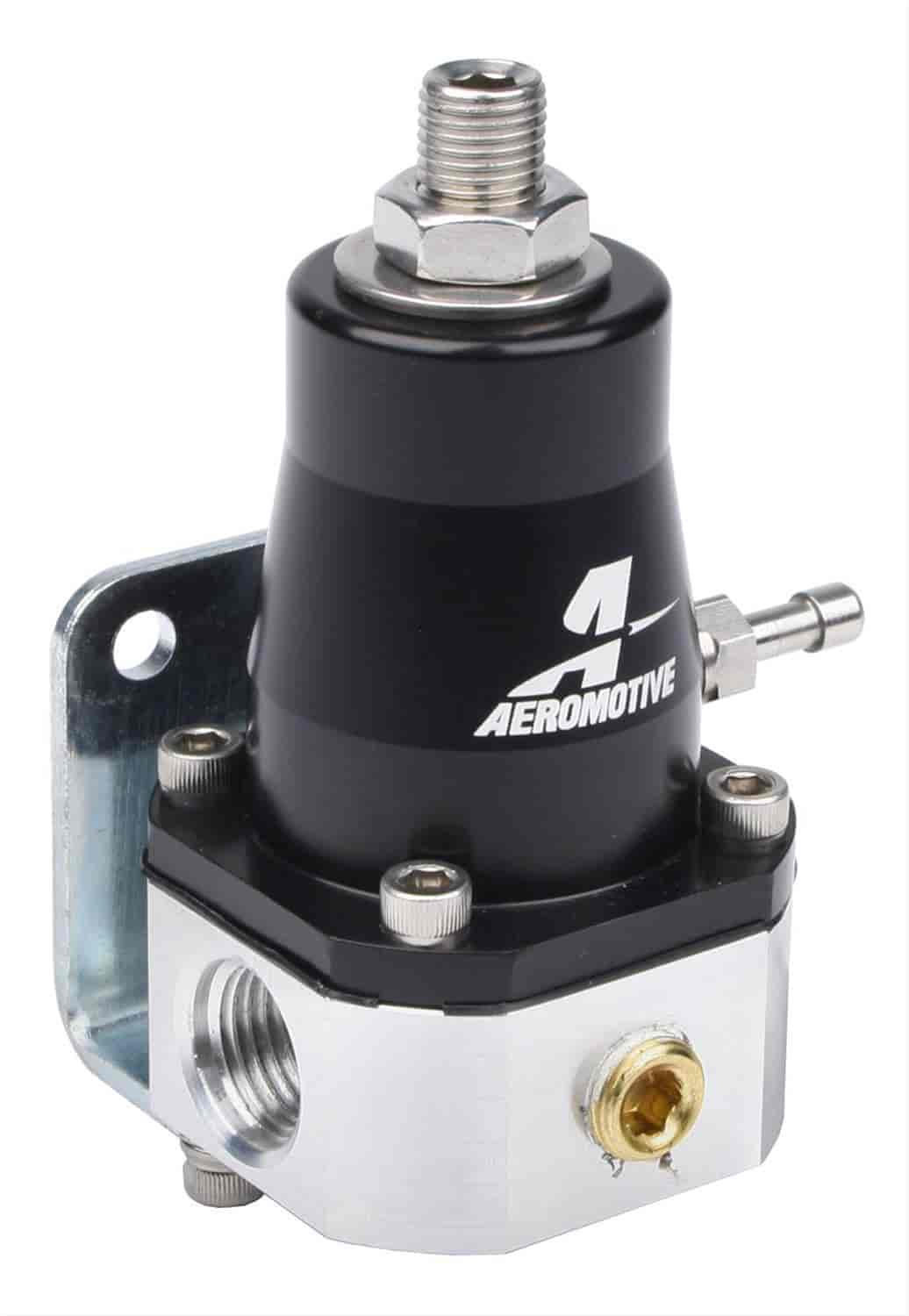 Aeromotive 13129 - Aeromotive Compact EFI Fuel Pressure Regulator