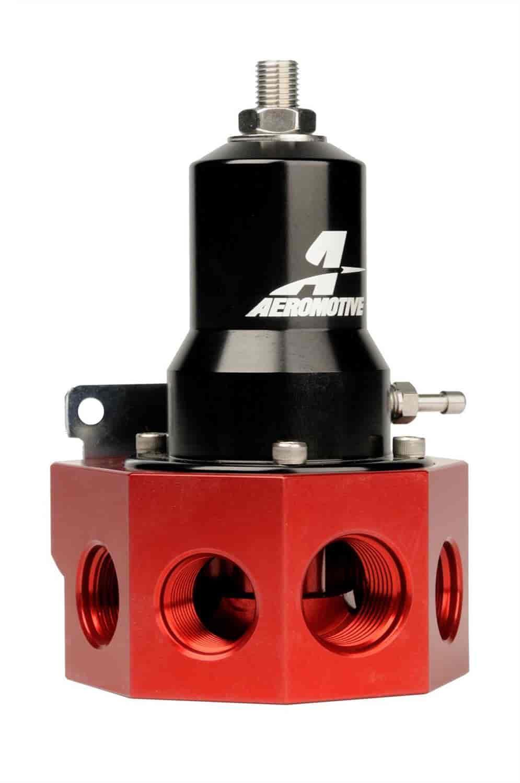 Fuel Systems For Blowers : Aeromotive extreme flow efi fuel pressure regulator