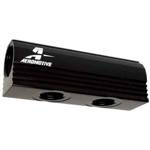 Aeromotive 14601 - Aeromotive Fuel Distribution Logs