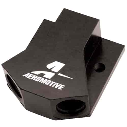 Aeromotive 15620 - Aeromotive Fuel Y-Block