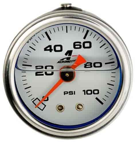 Aeromotive 15633 - Aeromotive Fuel Pressure Gauges