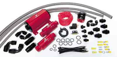 Aeromotive 17242 - Aeromotive Universal Bolt-On Fuel Systems