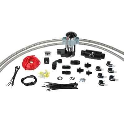 Aeromotive 17245 - Aeromotive Carbureted Universal Fuel System