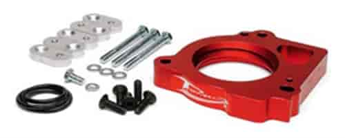 Airaid 300-575 - Airaid PowerAid Throttle Body Spacers