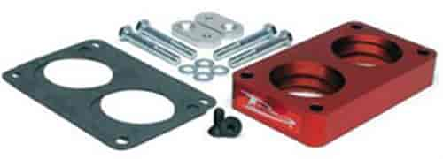 Airaid 400-527 - Airaid PowerAid Throttle Body Spacers