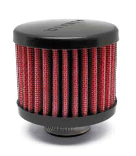 Airaid 770-141 - Airaid Rubber Top Crankcase Breather Filters