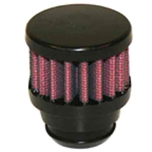 Airaid 771-480 - Airaid Rubber Top Crankcase Breather Filters