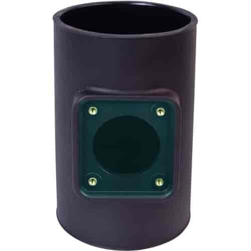 "Airaid 100-350 UBI /""U-Build-It/"" Cold Air Intake Tube 3.5/"" Complete Intake Tube"