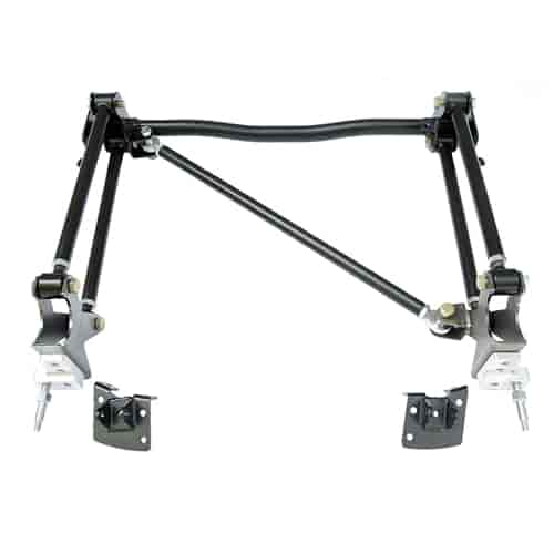 Ridetech 11027199 - RideTech AirBar 4-Link Rear Suspension System