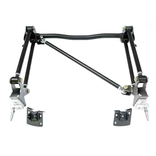 Ridetech 11037199 - RideTech AirBar 4-Link Rear Suspension System