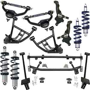Ridetech 11260109 - Ridetech 1968-74 Nova Coil-Over Suspension System