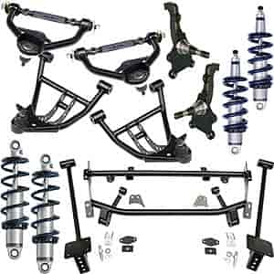 Ridetech 11260210 - Ridetech 1968-74 Nova Coil-Over Suspension System