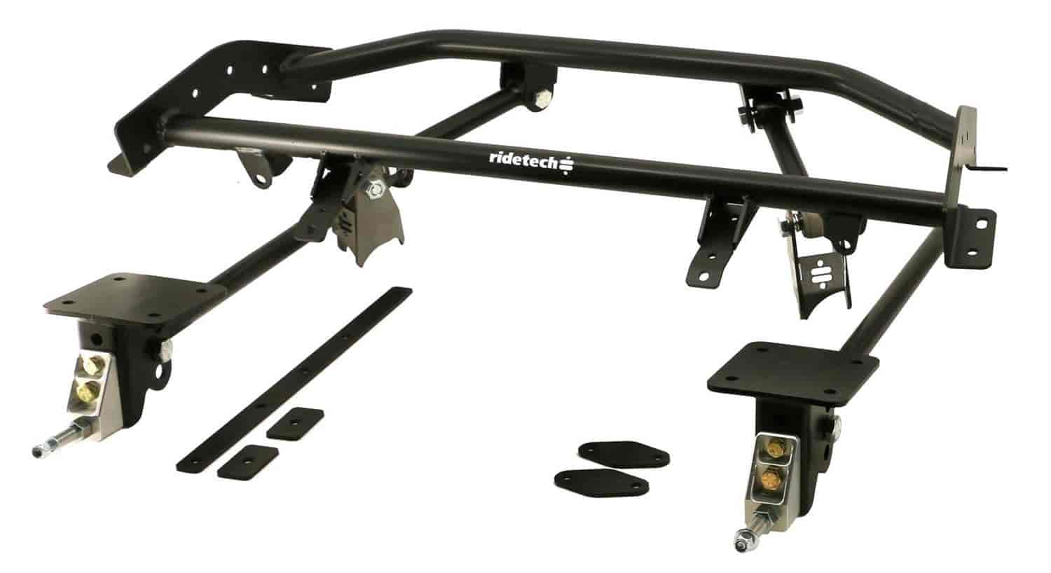 Ridetech 11167199 - Ridetech AirBar 4-Link Rear Suspension System