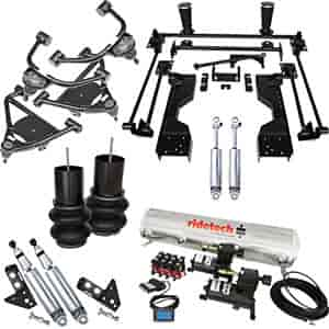 Ridetech 11380299 - Ridetech 1999-2006 GM Silverado Pickup Air Suspension System