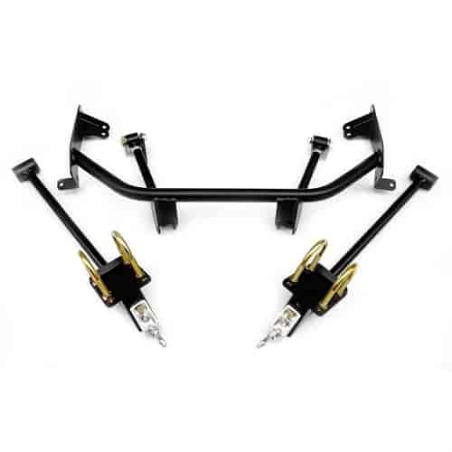 Ridetech 12167199 - Ridetech AirBar 4-Link Rear Suspension System