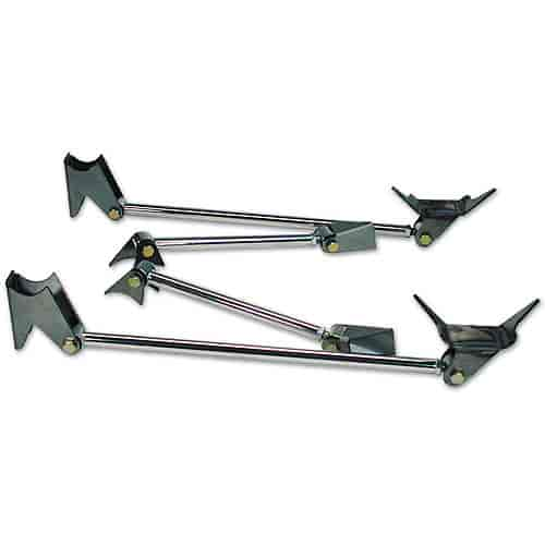 Ridetech 18988099 - Ridetech Air4Link Rear Suspension System