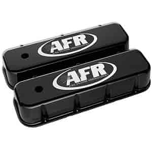 AFR - Airflow Research 6723 - AFR CNC Engraved Aluminum Valve Covers