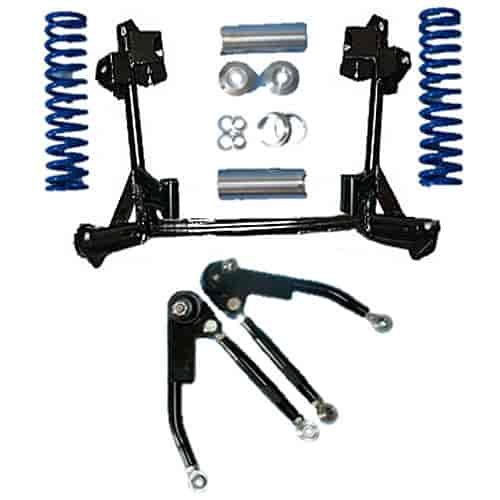 AJE Suspension CF-30SB - AJE Third Generation GM F-Body Tubular Front K-Member and Components