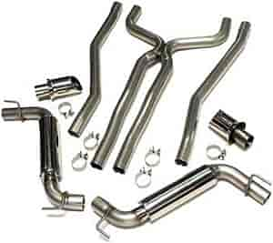 Zoomers Exhaust CC-LS3M - Zoomers Stainless Steel Exhaust Systems
