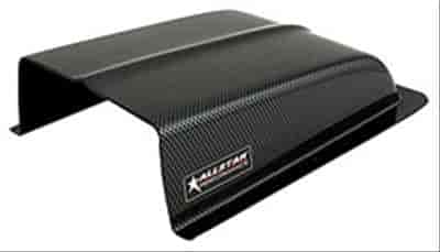 Allstar Performance ALL23228 - Allstar Deck Mount Oil Cooler & Scoops