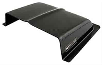 Allstar Performance ALL23229 - Allstar Deck Mount Oil Cooler & Scoops