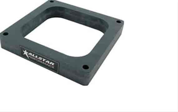Allstar Performance ALL25991 - Allstar Hi-Flow Carburetor Spacers