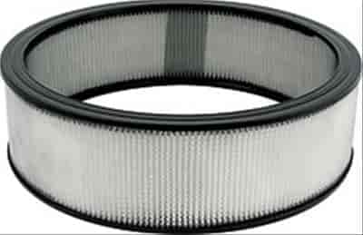 Paper Air Filter : Allstar performance all paper air filter element