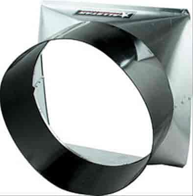 Allstar Performance All30107 Aluminum Fan Shroud Radiator