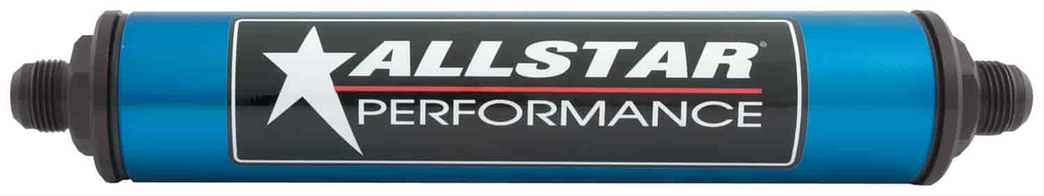 Allstar Performance All40218 In Line Fuel Filter End Sizes 8 An 1954 Chevrolet Truck Filters