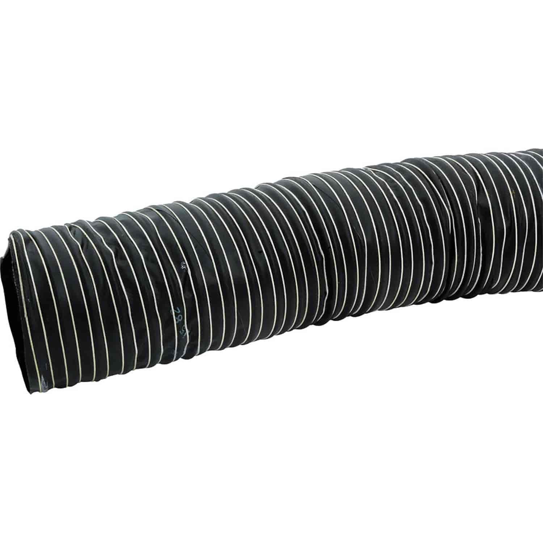 x 10 Feet Black Brake Duct Hose Allstar Performance 42154 4 in 300 Degrees