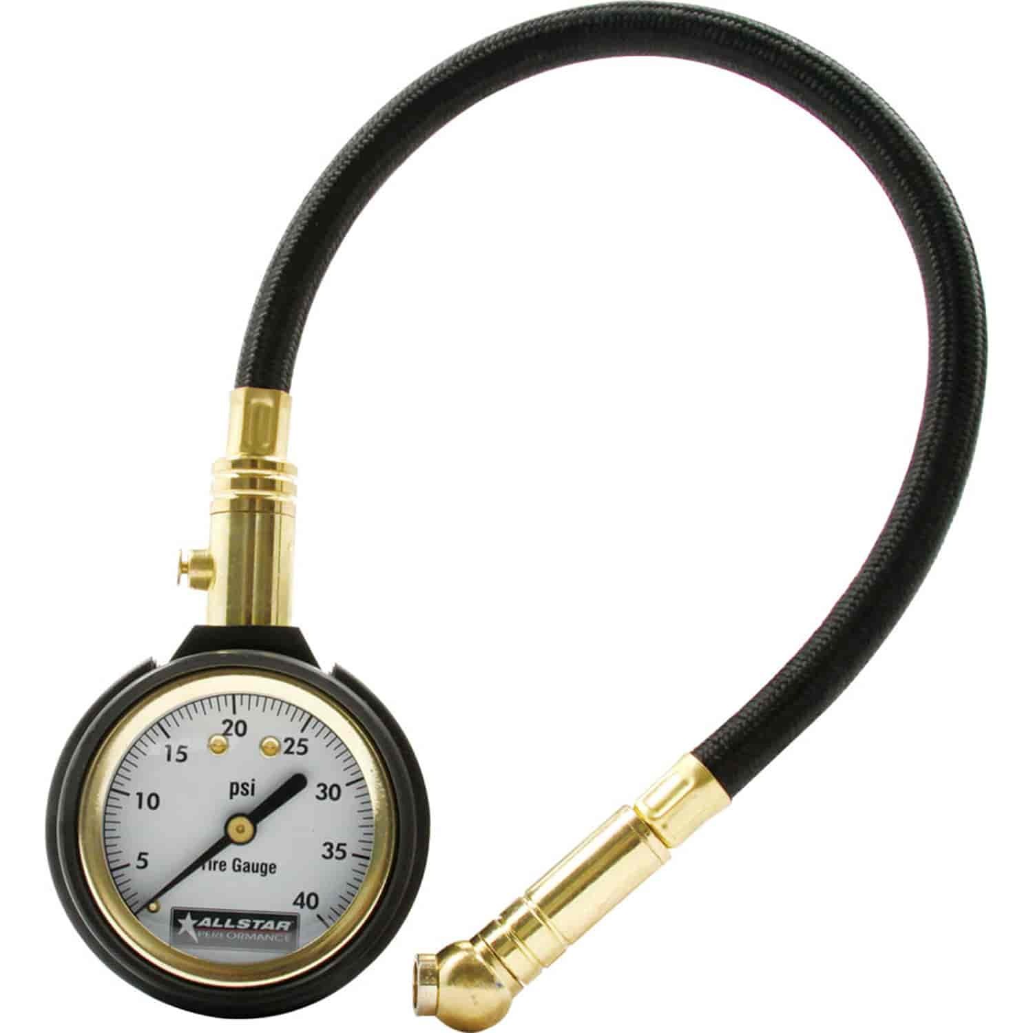 Tire Pressure Gauge : Allstar performance all tire pressure gauge