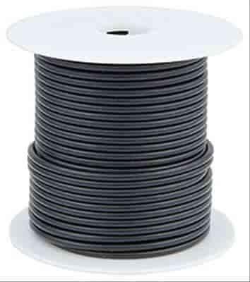 Allstar Performance ALL76551: 14AWG Wire Black | JEGS