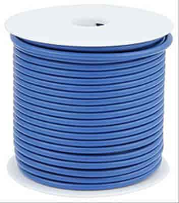 Allstar Performance ALL76568: 12AWG Wire Blue | JEGS