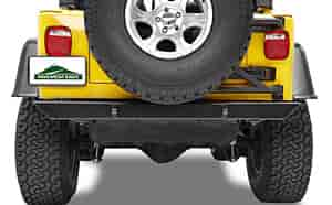 Pavement Ends 43902-01 - Pavement Ends Jeep Rear Bumpers