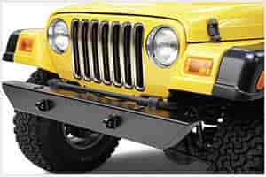 Pavement Ends 43908-01 - Pavement Ends Jeep Front Bumpers