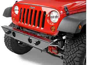 Pavement Ends 43910-01 - Pavement Ends Jeep Front Bumpers