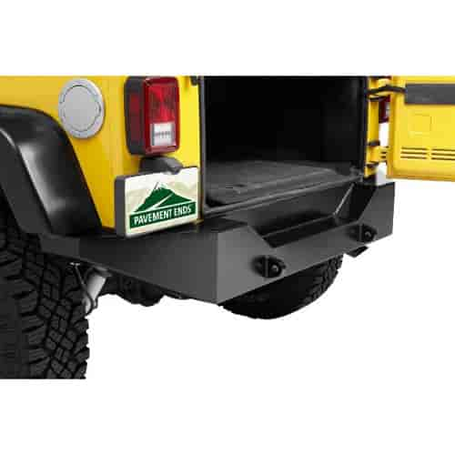 Pavement Ends 43911-01 - Pavement Ends Jeep Rear Bumpers