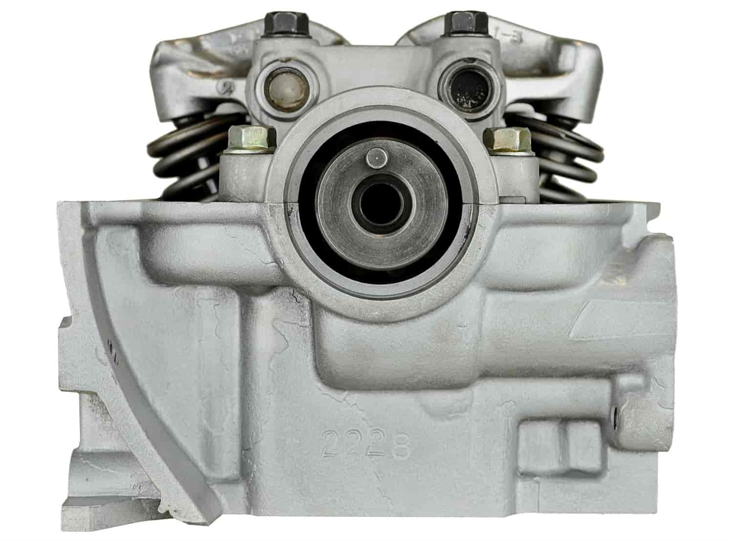 ATK Engines Remanufactured Cylinder Head for 1989-1992 Mitsubishi/Plymouth  with 2 0L L4 4G63